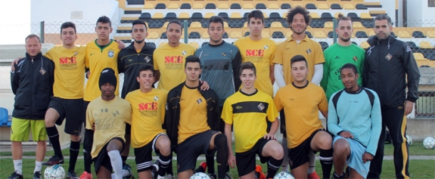 Futebol: Distrital de Juniores - 1.ª divisão