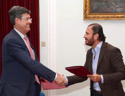 Junta de Freguesia de Santo André e outras entidades culturais, desportivas e de educação do concelho assinaram protocolo |Foto: CMSC|