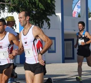 João Cruz e Ana Dias venceram em São Francisco daSerra