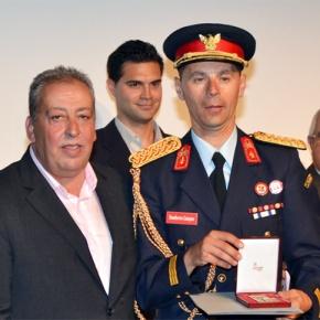 Medalhas de Mérito da Freguesia de SantoAndré