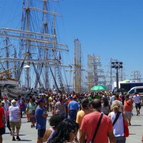 Opinião: Tall Ships Lisboa 2016 SINES2017