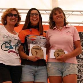 Soraia Gil da Repsol conquista o 1.º lugar nas ElitesFemininas
