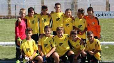Futebol: Distrital de Benjamins