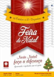Cáritas - Natal 2016