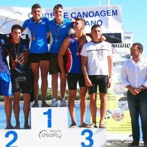 C.N. Milfontes conquista três títulosregionais