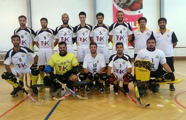 Campeonato Nacional da 2.ª divisão - Zona Sul