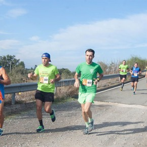 Mario Casaca venceu a prova de quinzequilómetros