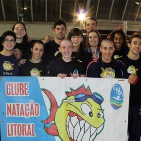 Equipa feminina do CNLA conquista um brilhante 5.ºlugar
