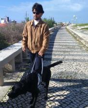 Helder Mestre, ex-aluno do AESA