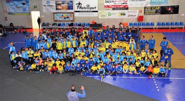 Estrela de Santo André tem mais de 500 atletas