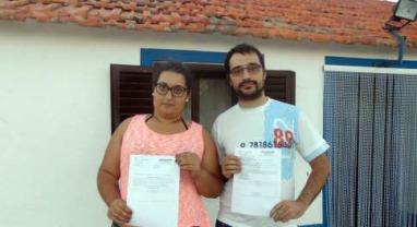 Familiares de Joaquim Baltazar recusam-se a sair da propriedade da família e não têm para onde ir assim que a ordem do Tribunal for executada |Foto: Helga Nobre|