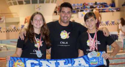 Natação: Torneio Zonal Sul de Juvenis