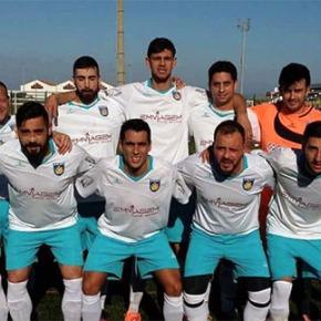 Ginásio Clube de Sines goleou o SantaLuzia