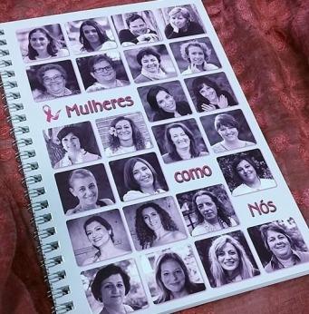 Os dois mil calendários estão a ser vendidos com um custo de cinco euros