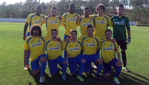 Futebol: Campeonato Distrital de Setúbal - 2.ª Divisão