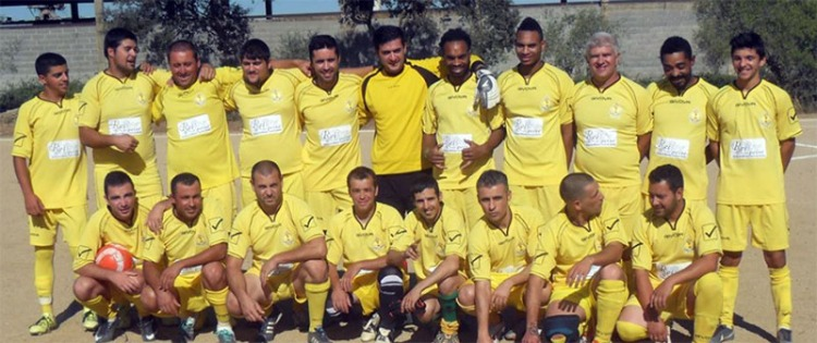 Futebol: Campeonato do Inatel de Beja