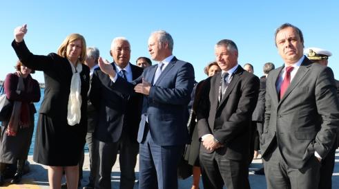 Governo apresenta Estratégia para Aumento da Competitividade Portuária