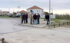 Município de Santiago exige à Polis reparação da obra na Costa de SantoAndré