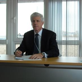 Jorge d'Almeida é o novo presidente da Comunidade Portuária deSines