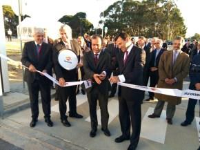 Repsol inaugura Parque de Armazenagem deCombustíveis