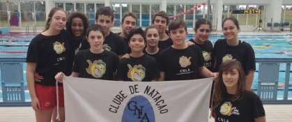 Natação: Campeonato Inter-Regional