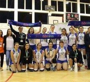 Ginásio Clube de Sines sagrou-se campeão regional em CastroVerde