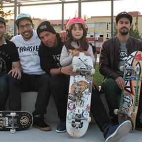 Santo André Skate Plaza, pronto arolar
