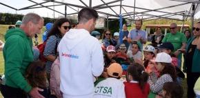 34 anos dedicados à prática do ténis em Vila Nova de SantoAndré
