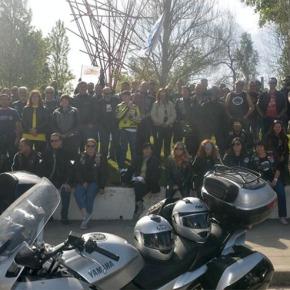 Passeio mototuristico percorreu o concelho de Santiago doCacém