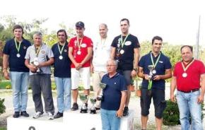 Paulo Silva e José Dias estiveram em destaque emPegões