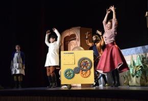 Mais de mil crianças já assistiram a espetáculos da Mostra deTeatro