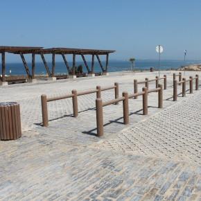 Ministro Pedro Marques inaugura requalificação da Praia Grande de PortoCovo