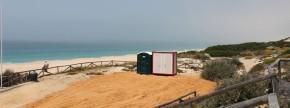 Praia das Areias Brancas concessionada há 5 anos ainda sem apoio depraia