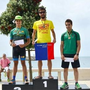Hélder Pires e Fernanda Martins vencem emSines