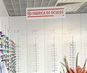 Fábrica de Óculos abre em Vila Nova de SantoAndré