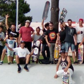 Dia Mundial de Skate celebrado no Santo André SkatePlaza