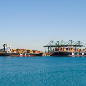 Lançado concurso para a ampliação do molhe leste do Porto de Sines no valor de 88ME