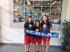 CNLA conquista quatro medalhas e finais no Open dePortugal