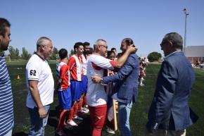 Campo Municipal de Alvalade recebeu relvadosintético