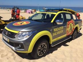 Seagull Rescue reforça meios com nova viatura desocorro