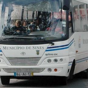 Utentes querem novas paragens e horários nos transportes urbanos deSines