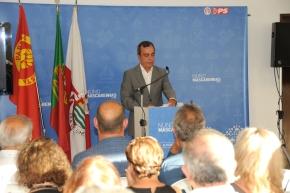 Nuno Mascarenhas quer reforçar votação e aposta no turismo para desenvolver oconcelho