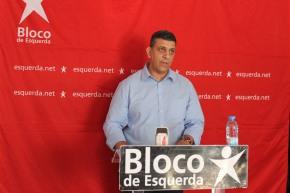 Vítor Pereira é o candidato do BE à Câmara de Sines nas eleiçõesautárquicas