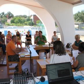 Desenvolvimento, apoio social e vias de acesso debatidos em SãoDomingos