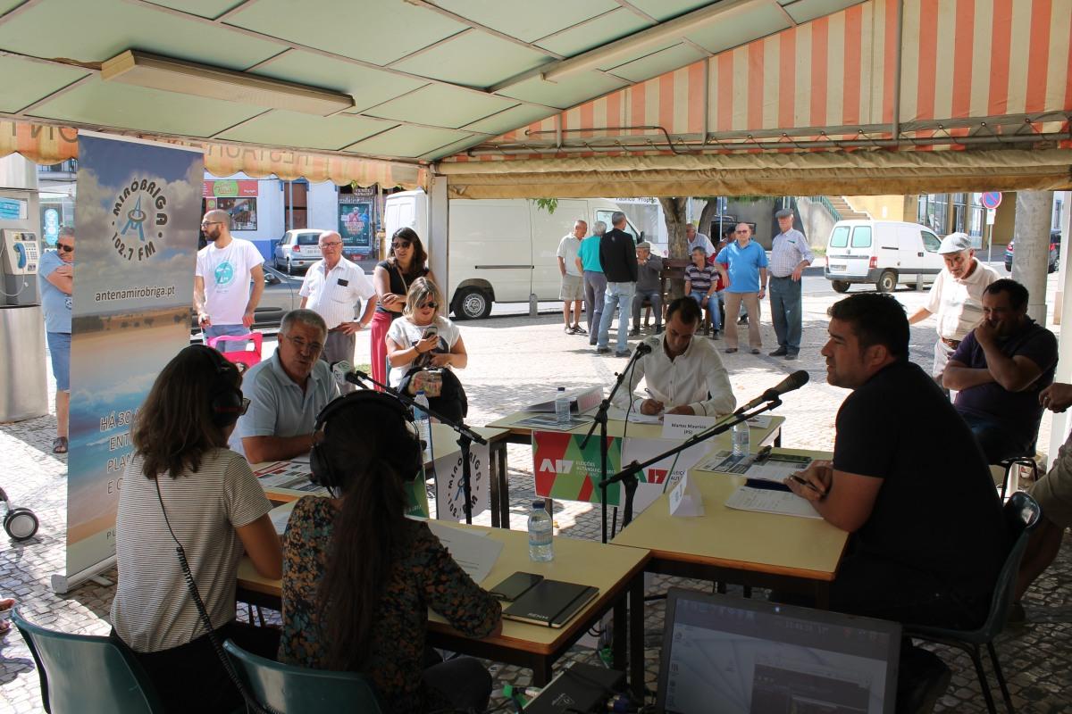 Candidatos a Cercal do Alentejo debateram regeneração urbana, turismo e emprego