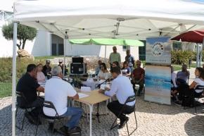 Requalificação urbana, ação social e turismo debatidos em Santiago doCacém