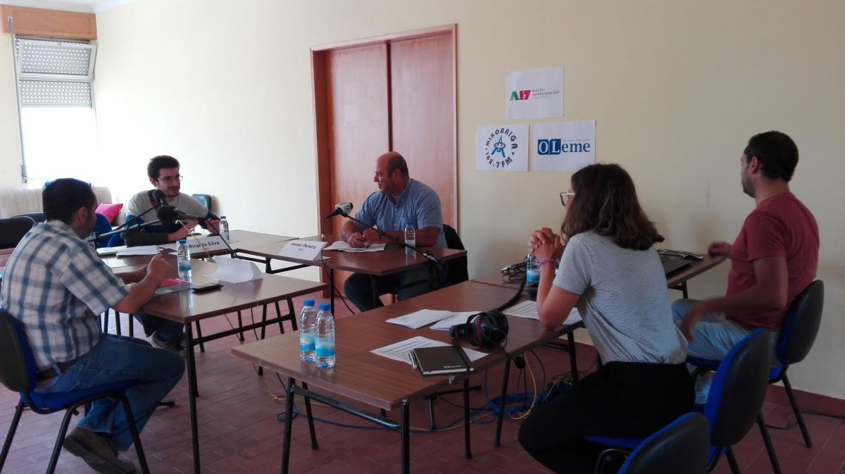 Candidatos debateram propostas para São Francisco da Serra