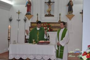 Novo Pároco de Santa Cruz e SãoFrancisco