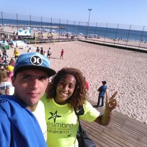 Nadadores do CNLA com excelenteprestação