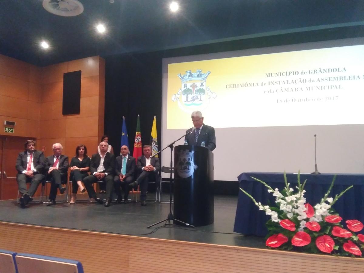 """""""Vamos mudar o paradigma do desenvolvimento em Grândola"""""""